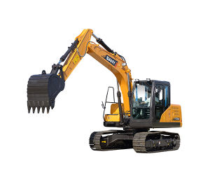 Sy75 Forest Farm Indoors Hydraulic Crawler Excavator