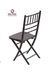 Factory Price Folding Chiavari Chair for Wedding or Events pictures & photos
