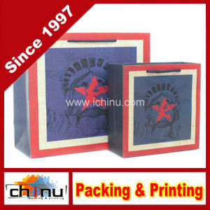 Art Paper / White Paper 4 Color Printed Bag (2258) pictures & photos