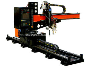 CNC3 Cantilever Flame/ Plasma Cutting Machine