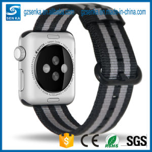 Nylon Bracelet Smart Watch Strap for Apple Watch 38mm&42mm pictures & photos