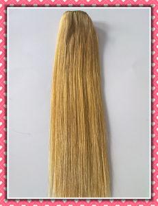 "Clip-in Hair Extensions 20"" Color P22/613# 8PCS /Set pictures & photos"