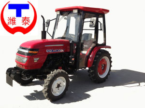 Weitai 40HP 4WD Farm Tractor with Cab and High Quality pictures & photos