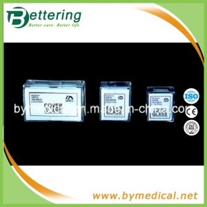 Medical Laboratory Glass Cover Slip pictures & photos