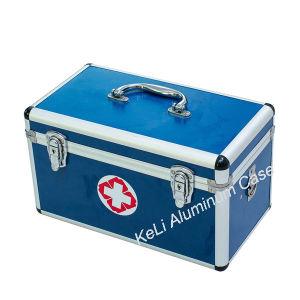 Aluminum Makeup Medical Case (MEDI-001) pictures & photos