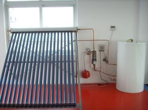 Solar Energy--Passive Solar Water Heater