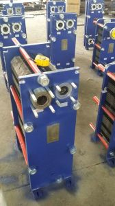 Apv K71-G Heat Transfer Plate and Frame Heat Exchanger pictures & photos