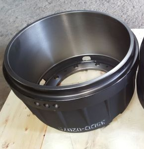 High Quality 8601 7937 Iveco Light Truck Brake Drum pictures & photos