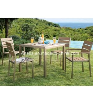 Outdoor Patio Garden Rattan Dining Pool Furniture pictures & photos