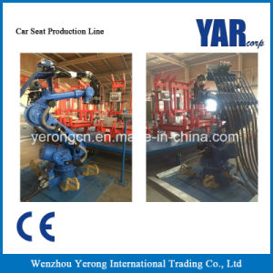 PU Car Seat Extruder Machine pictures & photos