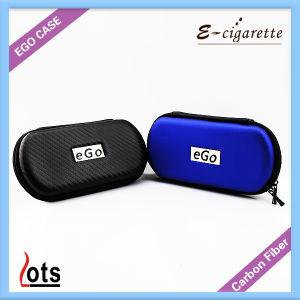 EGO Zipper Case for E Cigarette with Carbon Fiber Material