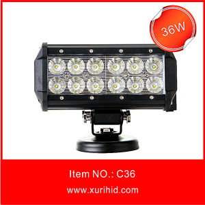 7′′ 36W Hot Sale CREE LED Light Bar for Truck Offroad