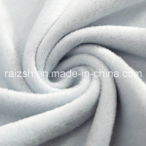 Heather Grey Inverted Cashmere Super Soft Wholesale Apparel Textile Fabrics pictures & photos