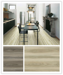 Glazed Porcelain Ceramic Wood Floor Tile 900X600mm LM96041