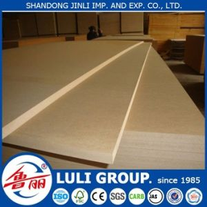 Cheaper Melamine MDF Board From Luli Group pictures & photos