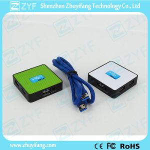 Magic Case 4 Port USB Hub 3.0 (ZYF4103) pictures & photos