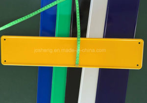 Colorful Blank Plate, Colorful License Plate, Colorful Car Plate, Blank Plate pictures & photos