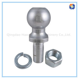 CNC Machining Parts for Hitch Ball & Trailer Ball (002) pictures & photos