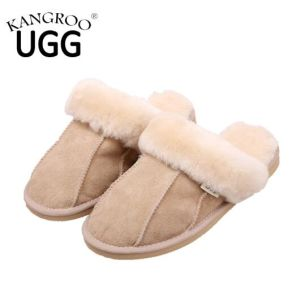 Casual Men Home Shoes Indoor Slippers in Sand pictures & photos