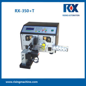 Rx-350+T AWG#12 Copper Wire Stripping and Twisting Machine