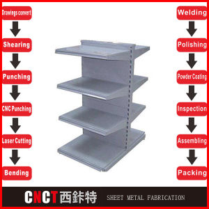 China Popular Supplier Stand for Display Al pictures & photos