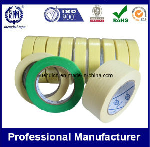 Shrink Packaging Colorful Masking Tape Different Temperature Resistance pictures & photos