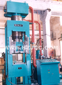 YF28A-100/63 Extinguisher Hydraulic Press pictures & photos