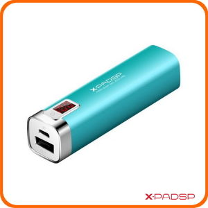 2600mAh Emergency Backup Battery Power Bank Charger