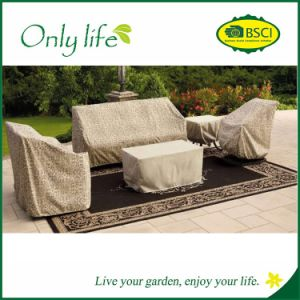 Onlylife Oxford Recyclable Outdoor Furniture Cover Patio Table Cover pictures & photos