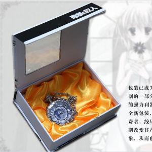 Japan Quartz Movement Water Resistant Pocket Watch pictures & photos