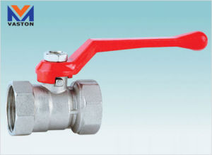 CE and ISO Steel Ball Valve (VT-6144) pictures & photos