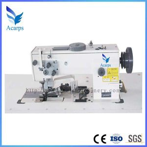 Compound Feed Auto Cutting and Binding Sewing Machine for Mattress Da767h-Ae pictures & photos