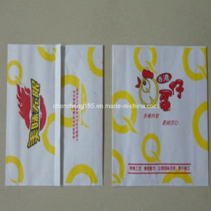 Customized Colorful PE Coated Paper Food Packaging Bag Fk-186 pictures & photos