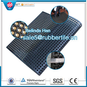 Anti-Slip Rubber Mat for Workshop, Rubber Cable Coupling pictures & photos