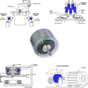 Tensioning Control Torque Control Hysteresis Brake Hysteresis Clutch (magnetic brake) pictures & photos