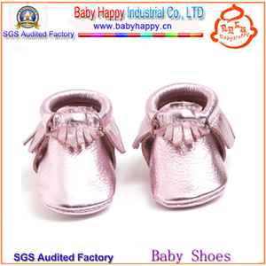 Wholesale Genuine Leather Wholesale Baby Moccasin Shoes