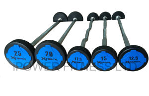 Urethane Colour Barbell, Xtrack Solid Color Barbell