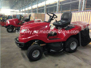 New 40 Inch Professional Lawn Tractor, Riding Lawn Mower pictures & photos