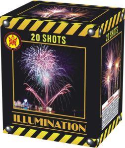 20s Illumination (KL1020) Cakes Fireworks