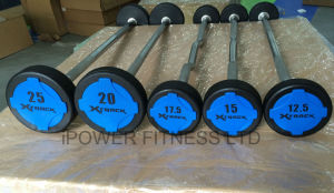 Urethane Colour Barbell, Xtrack Solid Color Barbell pictures & photos