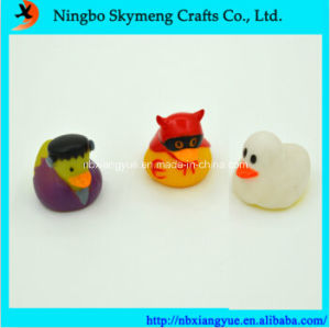 PVC Hallween Duck Toys