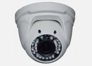 CMOS Infrared Dome Home Security Camera and Monitor, Motion Activated Security Camera pictures & photos