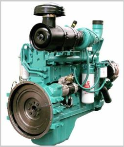 Original Cummins 6bt5.9-C175 Diesel Engine for Industry pictures & photos