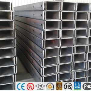 W Beam with Corrugated Beam Guardrail Spacer for Road pictures & photos