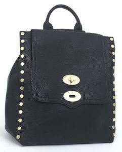 Good Syle with Lock Handbag Stylish Handbag Backpack pictures & photos