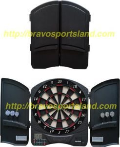 Cabinet Electronic Dartboard (BS-1718)