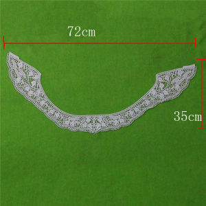 Garment Accessories Cotton Lace Collar (cn145) pictures & photos