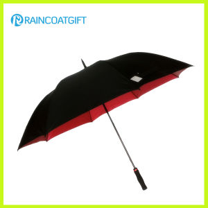 30inchx8k Manual Opening Advertising Golf Umbrella pictures & photos