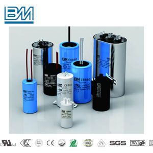 Cbb60 AC Motor Capacitor with UL CQC VDE Certificate