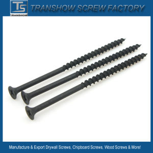 C1022 Hardend Steel 4.8*152mm Philips Buggle Head Drywall Screws pictures & photos